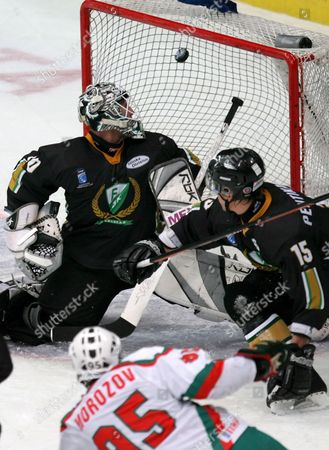 Editorial photo of Russia Ice Hockey - Jan 2007