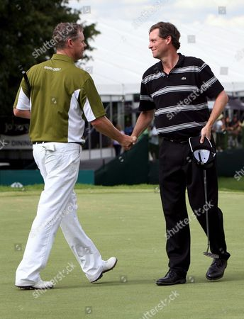 Editorial image of South Africa Golf Joburg Open - Jan 2009