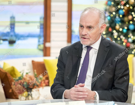 Editorial picture of 'Good Morning Britain' TV show, London, UK - 20 Dec 2016