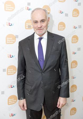 Editorial image of 'Good Morning Britain' TV show, London, UK - 20 Dec 2016