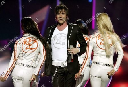 Editorial photo of Ukraine Eurovision Song Contest - May 2005