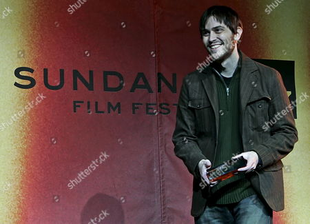 Director Don Hertzfeldt Receives a Special Jury Prize For Short Film Making For the Movie 'Everything Will Be Ok' at the 2007 Sundance Film Festival Awards Night in Park City Utah Saturday 27 January 2007