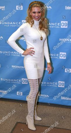 Actress Sonia Rockwell Arrives For the Premiere of the Movie 'Spread' at the 2009 Sundance Film Festival in Park City Utah Usa 17 January 2009 This is the 25th Anniversary of the Festival Which Started On January 15 and Runs Through January 25