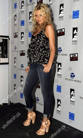 Us Actress Aly Michalka Attends the 'Bandslam' Event at the Grammy Museum in Los Angeles California Usa 15 May 2009 During the Event Cast Members of the Upcoming Movie 'Bandslam' by Us Director Todd Graff Aly Michalka Vanessa Hudgens and Gaelan Connell Explored the Music Business Through an Interactive Educational Experience with L a County Students
