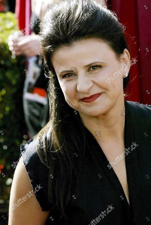 Tracy Ullman Arrives For the 57th Prime Time Emmy Awards in Los Angeles Sunday 18 September 2005