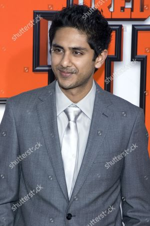 South African Actor Adhir Kalyan Arrives at the World Premiere of Fired Up in Culver City California Usa 19 February 2009 Fired Up Opens Nationwide in the United States On Friday 20 February 2009