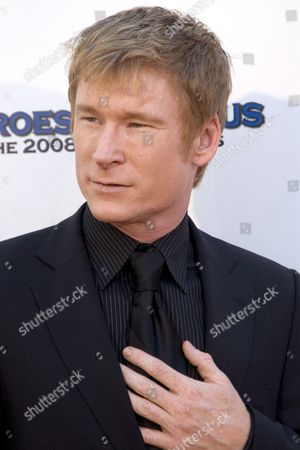 Canadian Actor Zack Ward Arrives at the Universal Hilton For the 2008 Hero Awards in Universal City California Usa 06 June 2008 the 2008 Hero Awards 'Heroes Among Us' Special Honoring Everyday People Who Have Done Extraordinary Things Will Air Friday 04 July 2008 On Mynetworktv