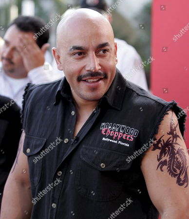 Host Lupillo Rivera at the 2006 Latin Billboard Award Show Produced and Broadcast by Telemundo Thursday 27 April 2006 at the Seminole Hard Rock Hotel and Casino in Hollywood Florida
