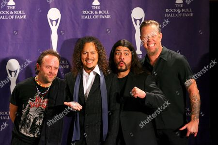 Editorial picture of Usa New York Rock and Roll Hall of Fame - Mar 2006