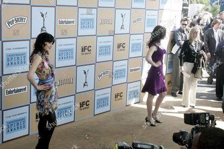 Editorial photo of Usa Spirit Awards - Mar 2006