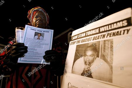 Editorial image of Usa Stanley Williams Execution - Dec 2005