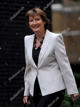 Harriet Harman Deputy Labour Leader Walks Up Downing Street in London Britain 05 June 2009 Defence Secretary John Hutton Quit the Government 05 June Although He Says He Will Remain Loyal to Gordon Brown It Comes After James Purnell Quit As Work and Pensions Secretary with a Call For the Pm to 'Stand Aside' to Prevent Defeat at the Next Election Mr Brown is Reshuffling His Top Team As He Fights For His Political Future