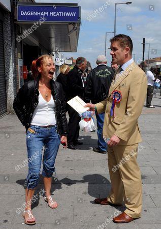 Editorial picture of Britain Politics Eu Elections - Jun 2009