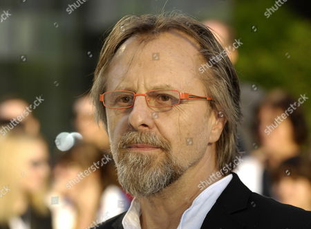 Polish Composer Jan a P Kaczmarek Arrives For the World Premiere of His Film Get Low at the 34th Annual Toronto International Film Festival in Toronto Canada On 12 September 2009