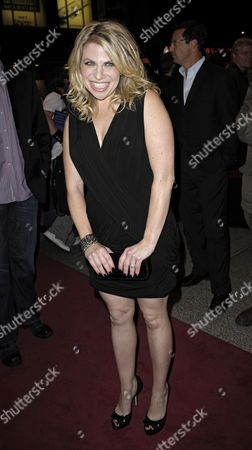 Actor Sari Lennick Arrives For a Screening of Her Film a Serious Man at the 34th Annual Toronto International Film Festival in Toronto Canada On 12 September 2009