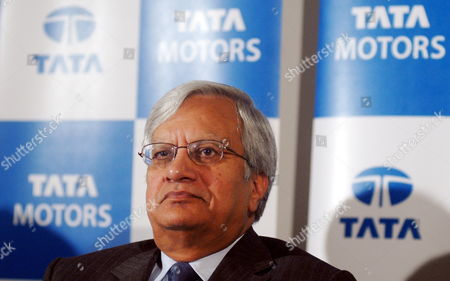 Ravi Kant Vice Chairman Tata Motors During the Announcement of the Audited Financial Result For the First Quarter Ending 30 June 2009 in Mumbai India 27 July 2009 Tata Motors Ltd India's Largest Vehicle Maker Reported a 58 Percent Rise in Net Profit with a Change in Accounting Policy and Lower Costs Seeing It Defy Forecasts For a Halving of Profit and Sending Its Shares Up