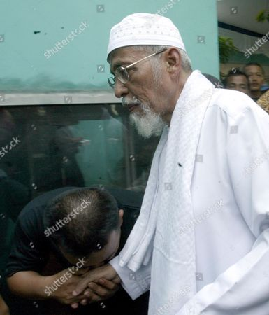 Editorial image of Indonesia People Ba'asyir - Jul 2006