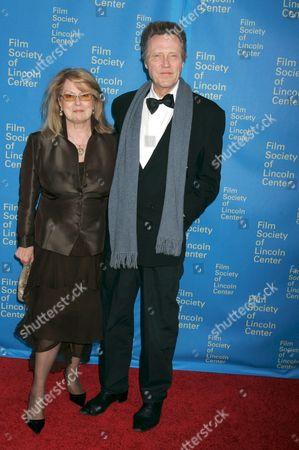 Christopher Walken and wife Georgianne Walken