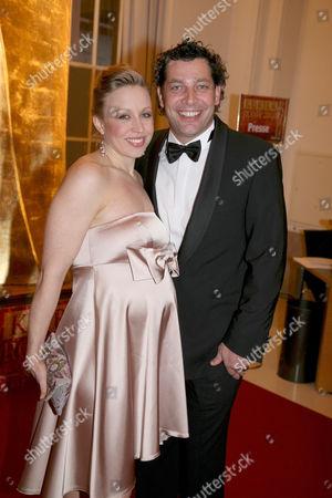 Nina Proll and Gregor Bloeb