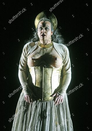 Stock Picture of Andrew Watts (Snake Priestess)