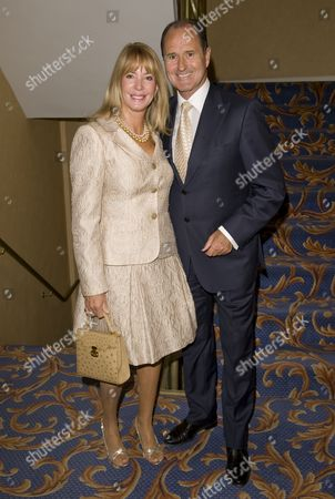 George Graham and wife