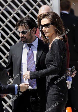 Us Actress Kate Jackson (r) Arrives For Actress Farrah Fawcett's Funeral Ceremony in Los Angeles California Usa 30 June 2009 Fawcett Gained Fame As One of the Original 'Charlie's Angels' On American Television She Died After a Lengthy Battle with Cancer Jackson Was Also an Original 'Charlie's Angels'