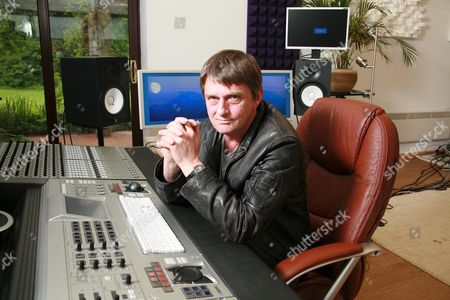 Stock Picture of Mike Oldfield