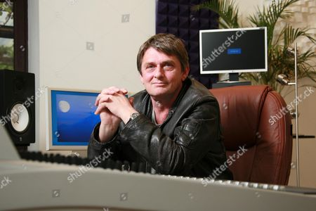 Editorial picture of Mike Oldfield at his home near Bristol, Britain - 11 May 2007