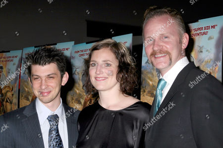 Jeremy Chilnick, Stacey Offman, Morgan Spurlock