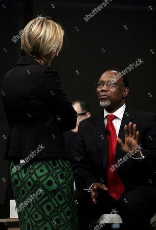 Editorial photo of South Africa World Economic Forum Africa -  11 Jun 2009