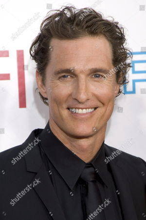 Us Actor Matthew Mcconaughey Arrives For the 37th American Film Institute Life Achievement Awards Honoring Us Actor Michael Douglas at Sony Studios in Culver City California Usa 11 June 2009 the Afi Life Achievement Award Recognizes One Whose Talent Has in a Fundamental Way Advanced the Film Art 'Tv Land Prime Presents the Afi Life Achievement Award Honoring Michael Douglas' Will Air On Tv Land 19 July 2009