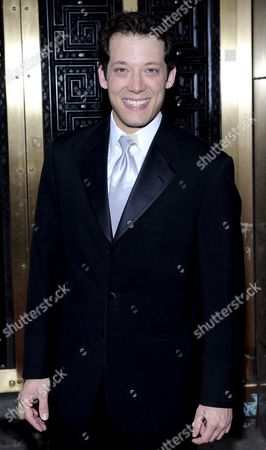 Actor John Tartaglia of the Us Arrives For the American Theatre Wing's 2009 Tony Awards at Radio City Music Hall On 07 June 2009
