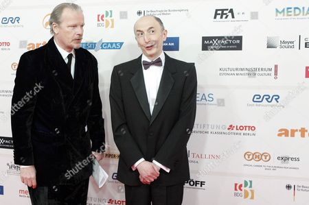 Editorial image of 23rd European Film Awards  -  Arrivals - Dec 2010