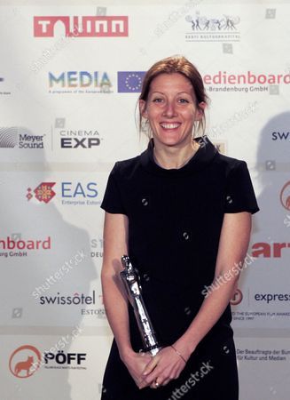 Editorial picture of 23rd European Film Awards  -  Press Room - Dec 2010