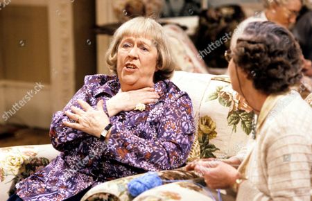 'You're Only Young Twice' Flora Petty [Peggy Mount], Cissie Lupin [Pat Coombs]