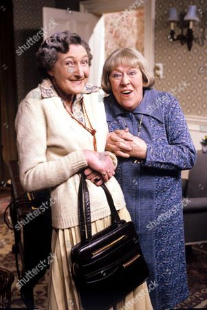'You're Only Young Twice' Pat Coombs and Peggy Mount