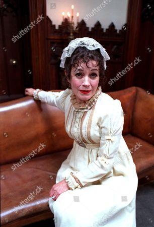 'Micawber'   TV Lady Charlotte (Jan Francis).