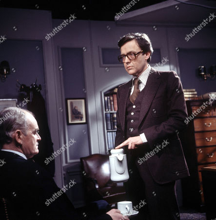 'The Foundation'   TV John Barron and William Gaunt