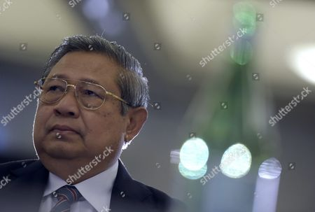 Former Indonesian President Susilo Bambang Yudhoyono Looks On As He Delivers a Keynote Speech at the Australian Strategic Policy Institute (aspi) Defence White Paper Conference in Canberra Australia 08 April 2016 Yudhoyono is in Canberra to Boost Relationships Between Indonesia and Australia