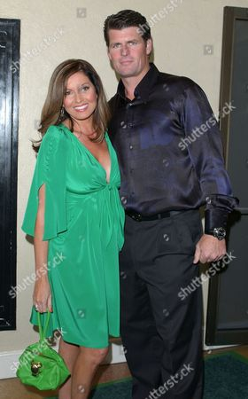 Lisa Guerrero and husband Scott Erickson
