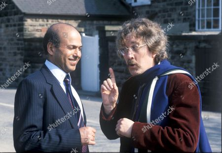 Stock Image of 'Langley Bottom'  TV - 1986 - Kaleem Janjua, Don Crann