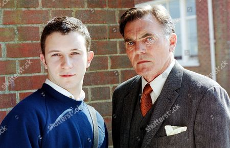 'Reach For The Moon'   TV Danny Robinson (left) with Maurice Roeves