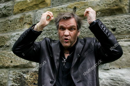 Editorial picture of Us Rock Musician Meat Loaf - Mar 2010