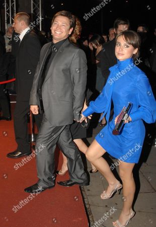 Sid Owen with Polly Parsons