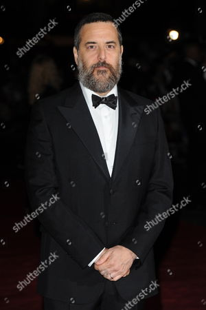 Us Director Mark Romanek Poses For Photographers During the 54th Bfi London Film Festival 'Never Let Me Go' - Opening Gala Screening and European Premiere Held at the Odeon Leicester Square in Central London Britain 13 October 2010 the Movie is a Thriller About Three Boarding School Students who Begin to Realise They're Being Bred For Cloning United Kingdom London