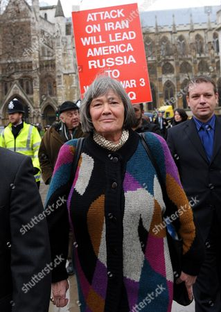 Clare Short Departs the Iraq Inquiry in London Britain 02 February 2010 Tony Blair's Cabinet was 'Misled' Into Thinking the War with Iraq was Legal Ex-international Development Secretary Clare Short Told the Btitain's Inquiry 02 February Clare Short Said Attorney General Lord Goldsmith Had Been 'Leaned On' to Change His Advice Before the Invasion Mr Blair 'And His Mates' Decided War was Necessary and 'Everything was Done on a Wing and a Prayer' Ms Short Said Short Quit the Cabinet Two Months After the March 2003 Invasion in Protest at Planning For the War's Aftermath United Kingdom London