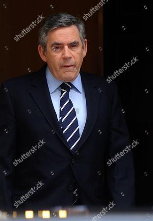 Editorial picture of Britain Politics Gordon Brown - Feb 2010