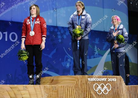 Editorial photo of Canada Vancouver 2010 Olympic Games - Feb 2010