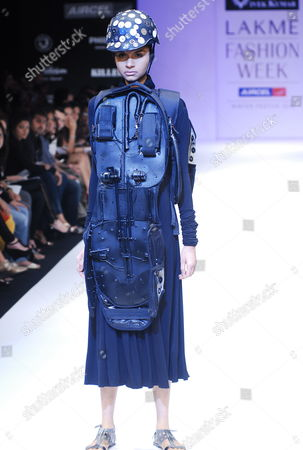 Editorial picture of India Lakme Fasihon Week - Sep 2010