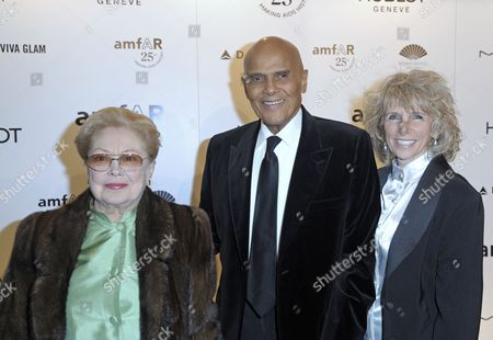 Editorial photo of Usa Amfar Gala - Feb 2011